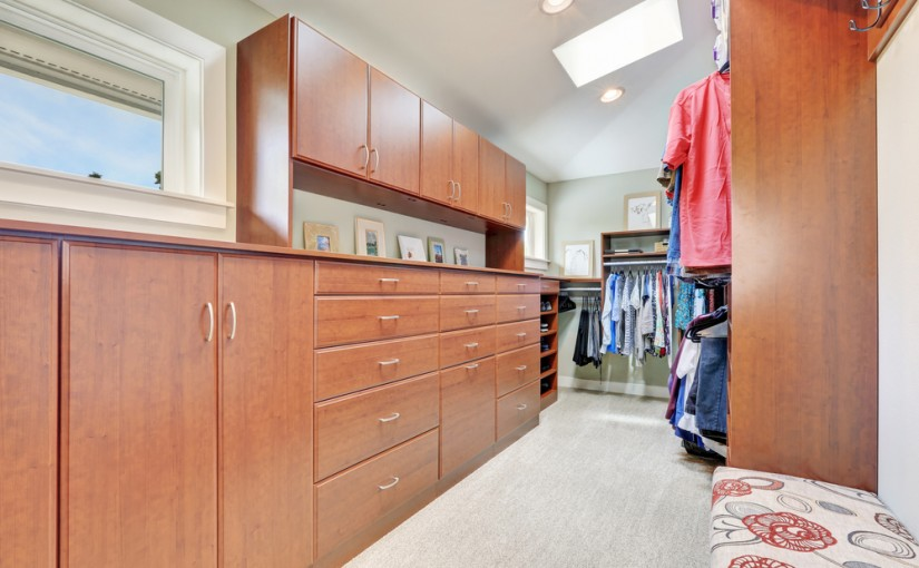 Why You Need a Walk-In Closet