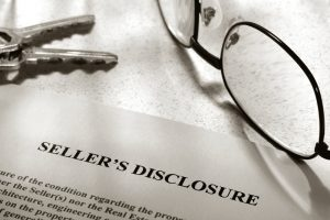 real estate disclosure