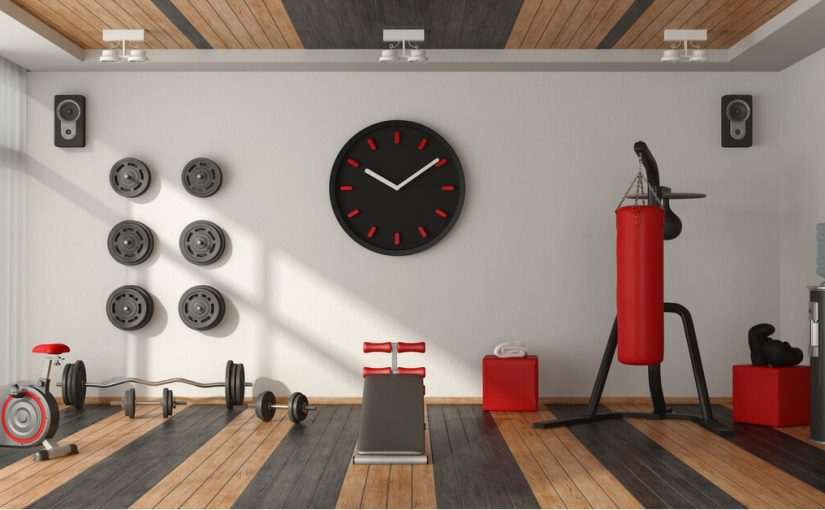 Building a Home Gym You'll Want To Use