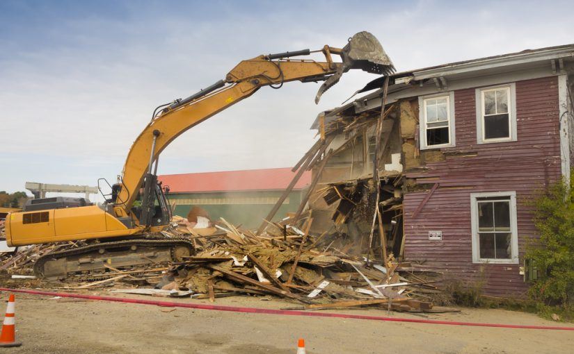 How Much Does Home Demolition Cost?