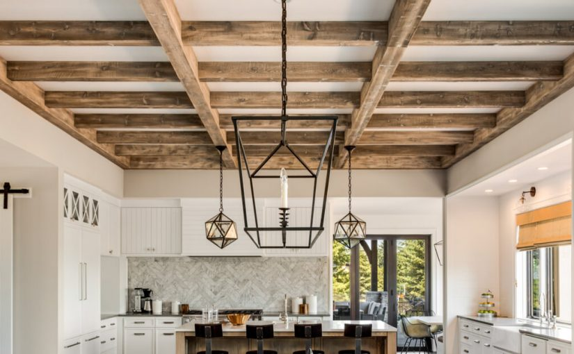 Exposed Rafter Beams Ceilings: Why They're Back and How to Get Them