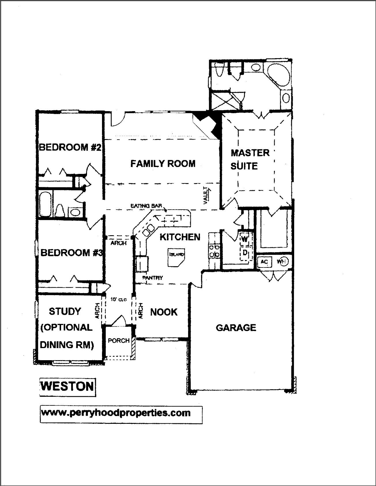 Weston Perry Hood Properties Inc